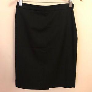 J. Crew Super 120's Pencil Skirt